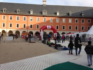 Le biathlon sur le Festival