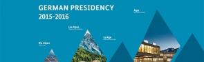 bandeau German presidency
