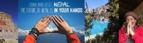 Bandeau trail Nepal