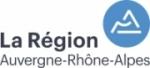 LOGO AUVERGNE - RHÔNE-ALPES LA RÉGION