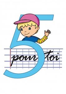 logo 5 pour toi