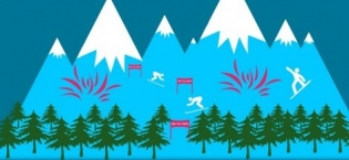bandeau ski fun