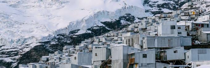 Expedtion 5300 dans la ville la plus haute du monde