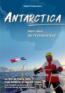 Affiche Antartica - Yvan Estienne