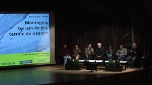 La montagne, terrain de jeu, terrain de risque avec le Dauphiné Libéré en mars 2015