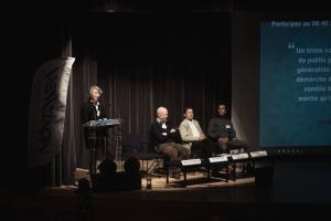 Catherine Chabaud présente aux journées du 25 et 26 novembre : Montagnards et marins prennent la parole